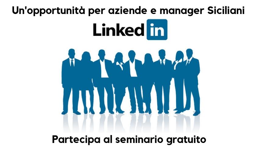 Linkedin sito